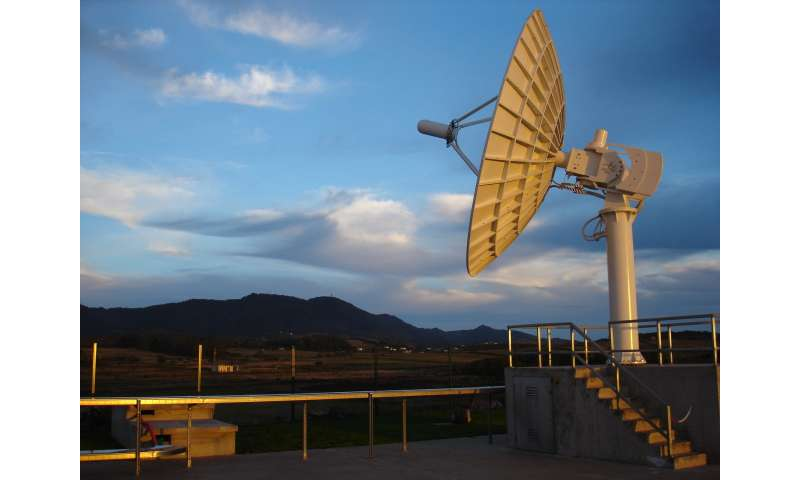 Ten years catching rocket signals