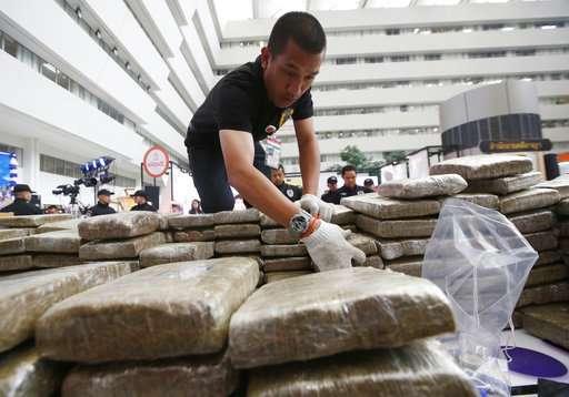 Thai lawmakers back legalizing medical marijuana