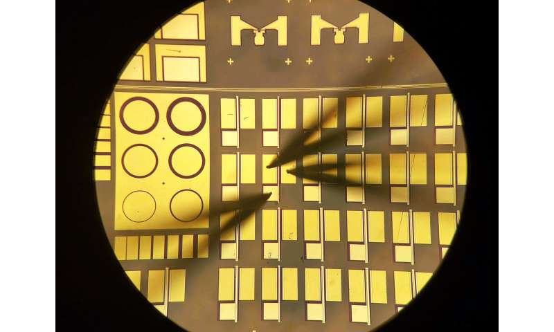 The electronic transistor you've been waiting for