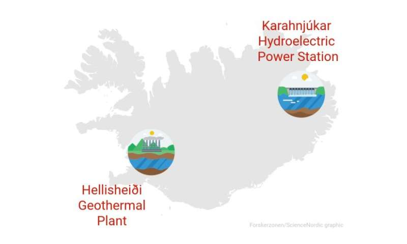 The hidden price of Iceland's green energy