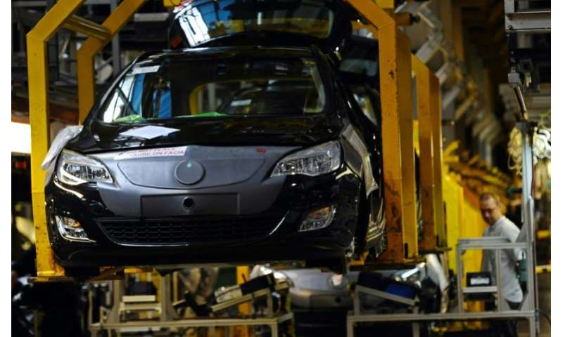 The South Korean subsidiary of General Motors has seen production fall by almost half in the last decade