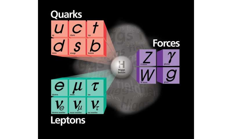 The Standard Model of particle physics—the absolutely