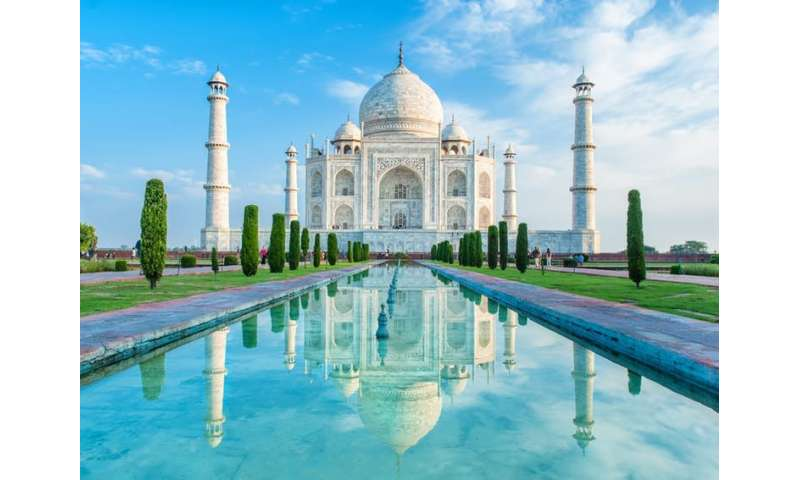 The Taj Mahal is wasting away, and it may soon hit the point of no return