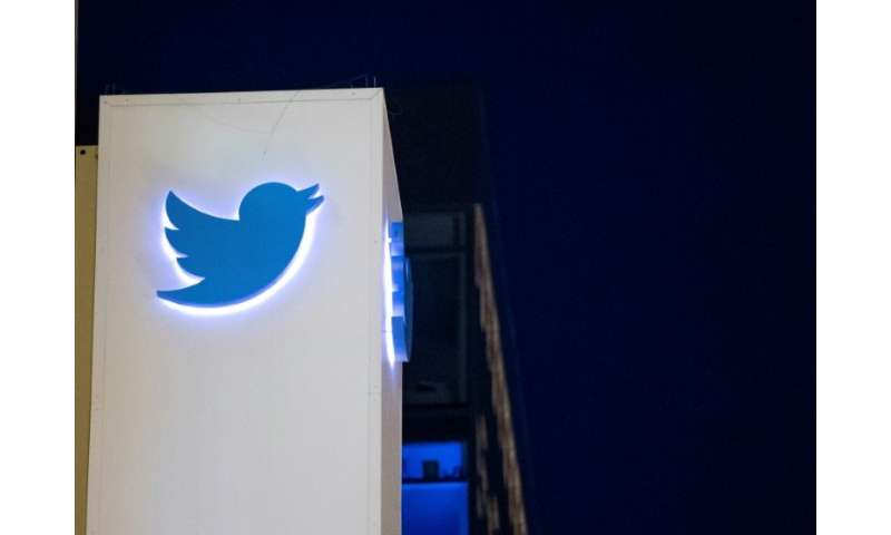 Twitter shares took a hit following a report it is suspending more accounts as part of a crackdown on misinformation