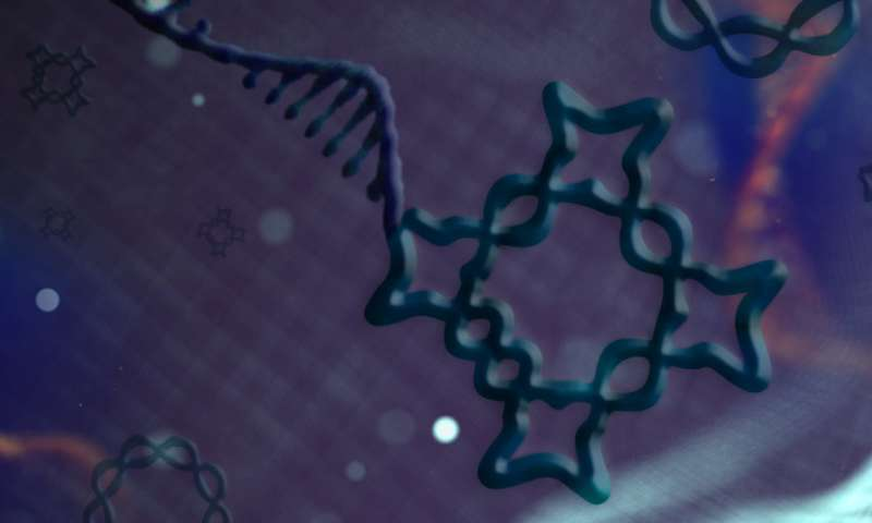 Tying the knot: New DNA nanostructures