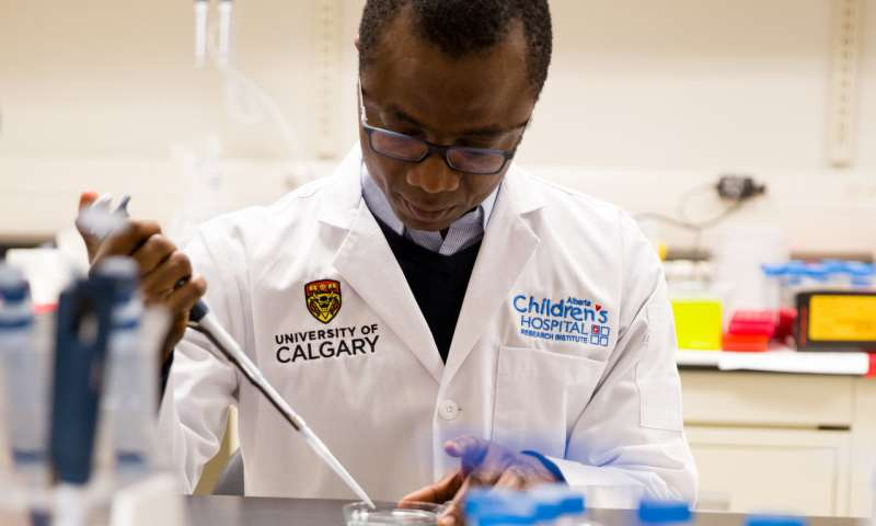 UCalgary researchers develop a new method to discover drugs to treat epilepsy