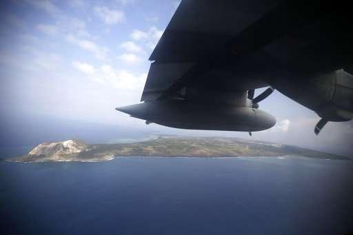 Undersea eruption detected at Japan's Iwo Jima