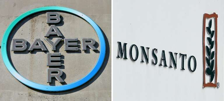 US authorities said German pharmaceutical giant Bayer and US conglomerate Monsanto can proceed with their merger afer executing
