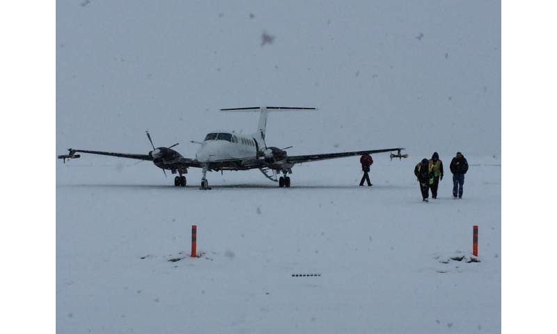 UW researcher leads study of first quantifiable observation of cloud seeding