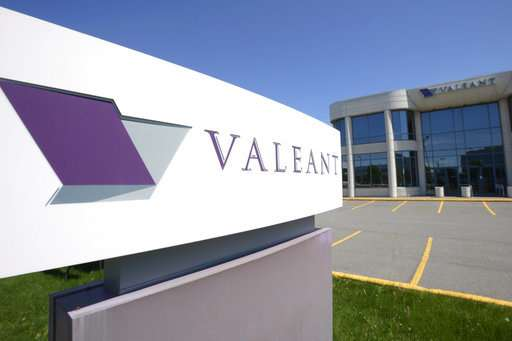 Valeant, a new business model and now, a new name