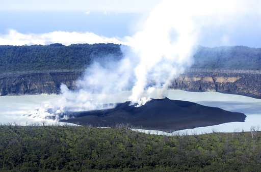 Vanuatu plans to permanently evacuate entire volcanic island