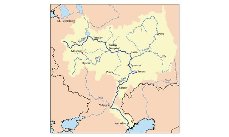 Volgograd—how a dam on the mighty Volga almost killed off the caviar fish