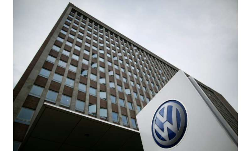 Volkswagen is accused of cheating on emissions tests
