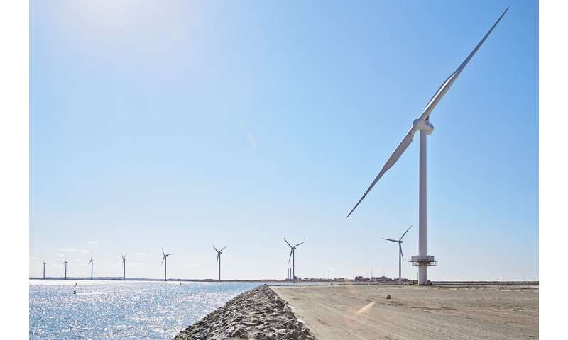 Wind turbine swap in Denmark turns focus on superconductors