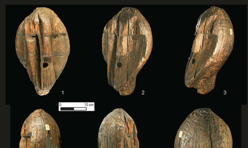 Wooden Shigir Idol found to be over twice as old as Egyptian pyramids