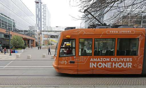 Amazon ends suspense over HQ by picking New York, DC suburb