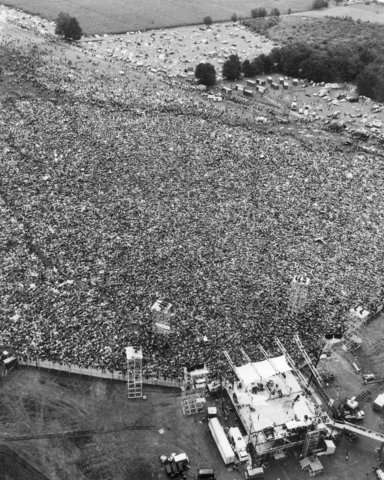 Dig it: Archaeologists scour Woodstock '69 concert field