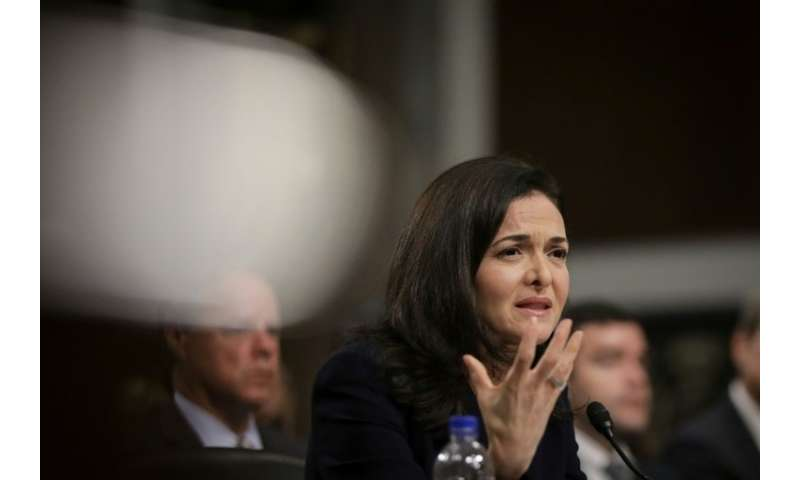 Facebook chief operating officer Sheryl Sandberg, long seen as a stabilizing force at the company, is facing scrutiny for her ro