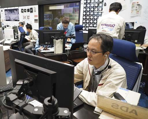 Japan delays spacecraft landing on very rocky asteroid