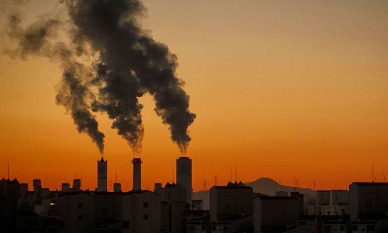New study shows carbon dioxide storage is secure climate mitigation tool