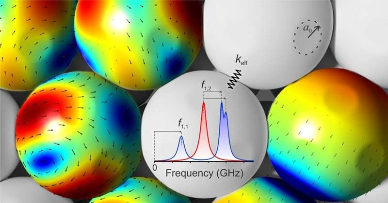 International effort to uncover properties of polymer nanoparticles