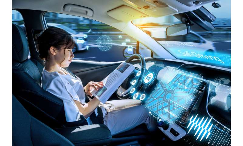 Driverless cars will make you sick – but there's a fix