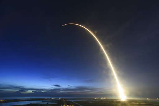 SpaceX launches AI robot, strong coffee for station crew