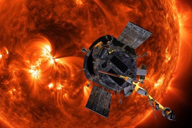 Researcher discusses the launch of the Parker Solar Probe