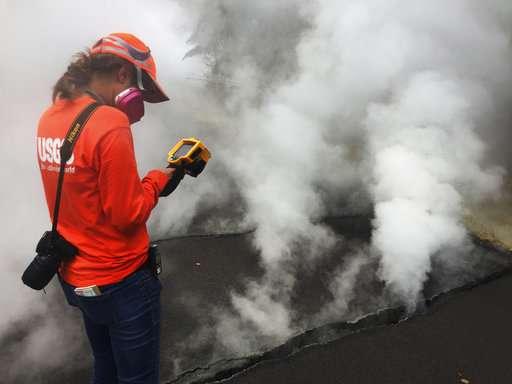 Scientists: Explosive eruption possible at Hawaii volcano