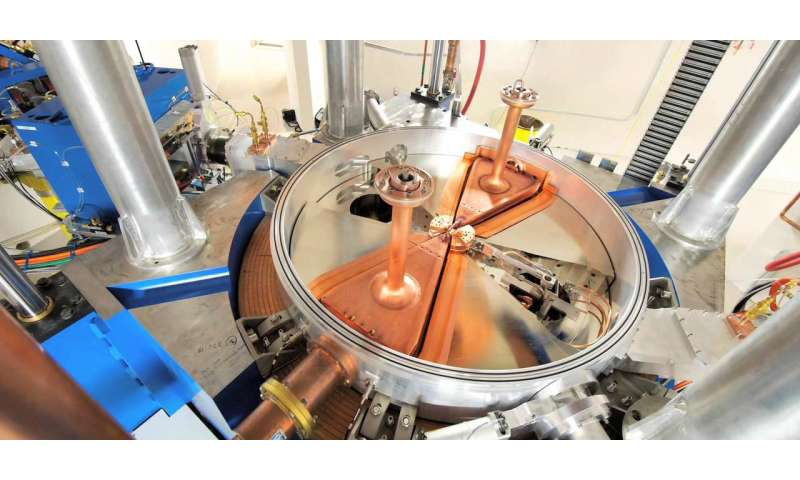 University of Alberta cyclotron could supply province's demand for medical isotopes