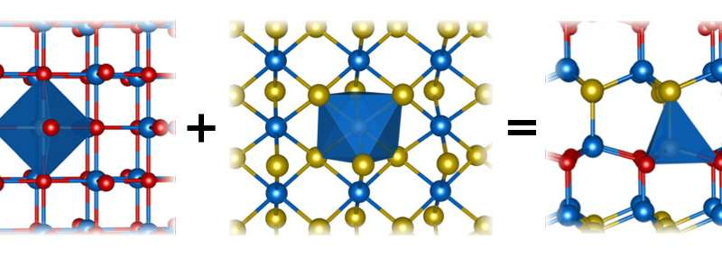 Scientists find a new way to make novel materials by 'un-squeezing'