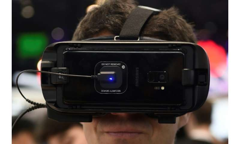Sports industry gears up for virtual reality revolution