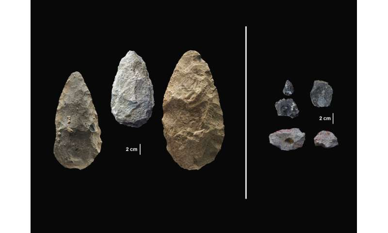 Scientists discover evidence of early human innovation, pushing back evolutionary timeline