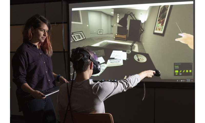 Virtual reality can help make people more compassionate compared to other media