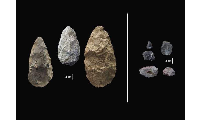 African tools push back the origins of human technological innovation