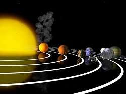 Astronomers find Earth-like planets capable of hosting water