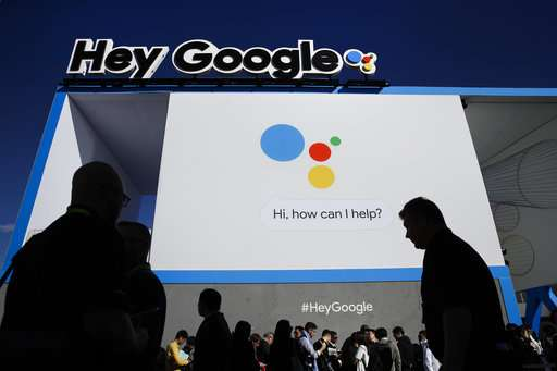 Behind the smart gadgets, Amazon and Google are waging war