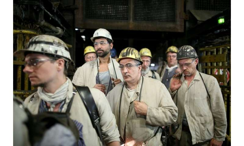 Cheaper imports from abroad sounded the mine's death knell