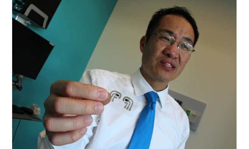 Clinical trial tests tattoo sensor as needleless glucose monitor for diabetes patients