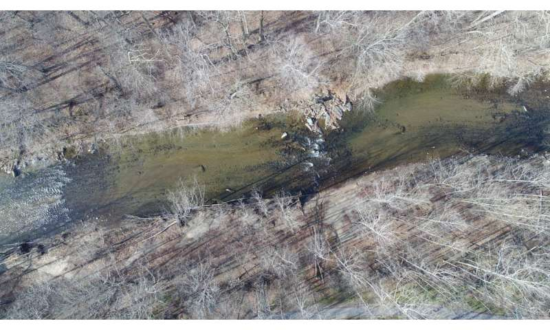 Drones to track one of the largest dam removals on the Eastern Seaboard