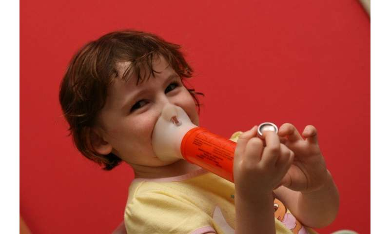 Early intervention may minimise later lung problems