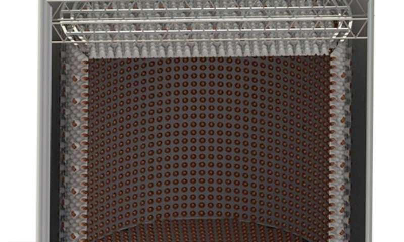 First-ever nuclear reactor monitor will boost neutrino physics