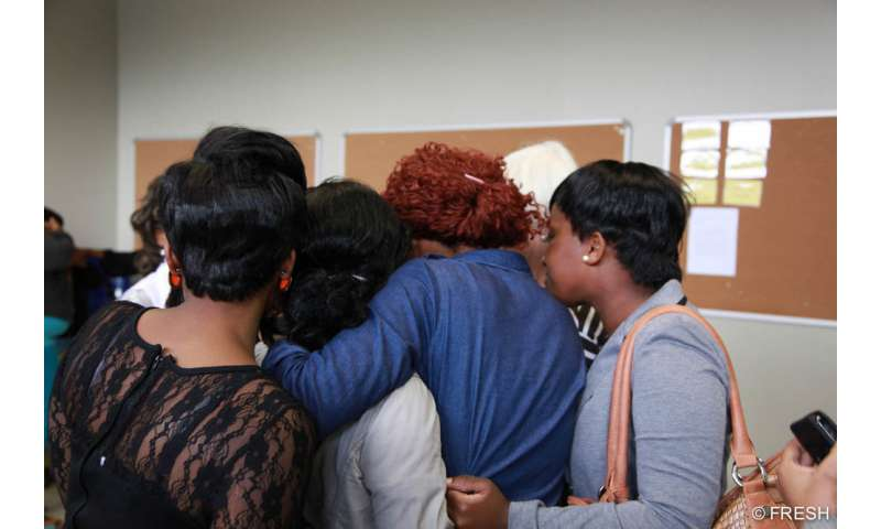 FRESH program combines basic science with social benefits for women at risk of HIV