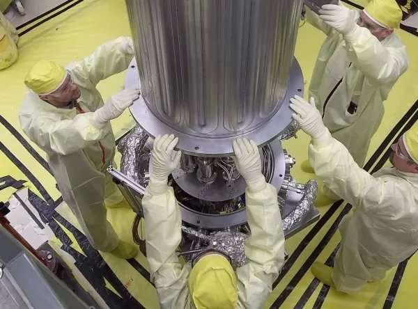 'game changing' space-mission power system passes tests with flying colors