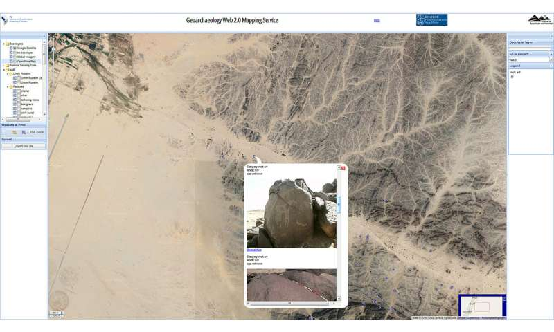 Münster University archaeologists post research data from Sudan online