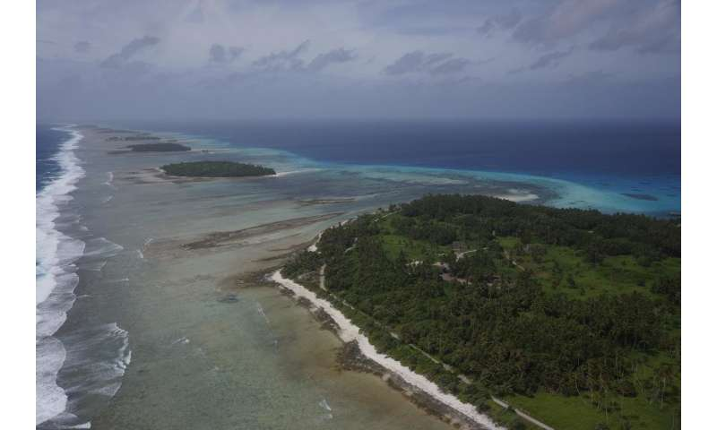 Many low-lying atoll islands could be uninhabitable by mid-21st century