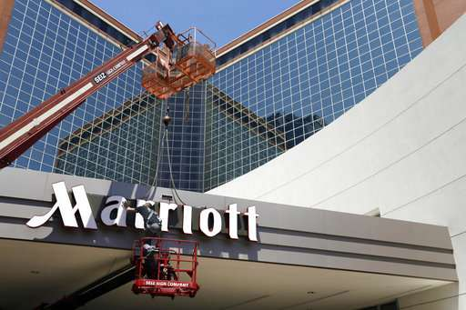 Marriott security breach exposed data of up to 500M guests