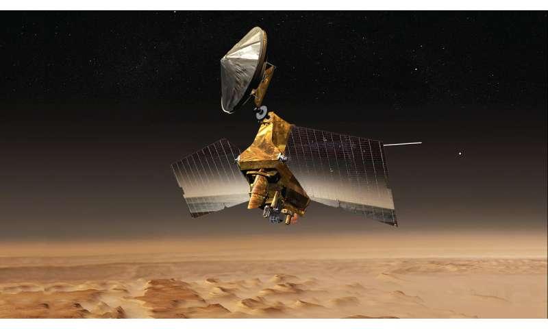Mars Reconnaissance Orbiter on precautionary standby status