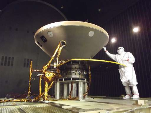 Mars revisited: NASA spacecraft days away from risky landing