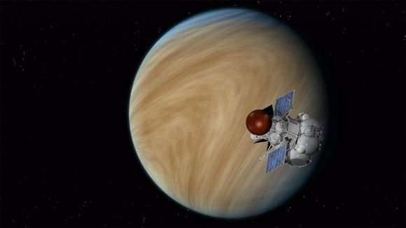 NASA awards contract to study flying drones on Venus